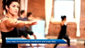 Easy ways to incorporate daily mediation and yoga